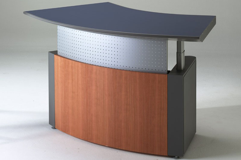 bci library circulation and reference desks for modern library design - Library Circulation Desk Design