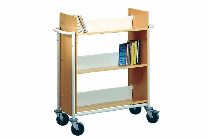 Oland Book Trolley