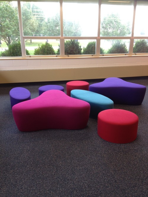 BCI Furniture Spotted Again At Higher Education U2013 Gloucester County  College, NJ