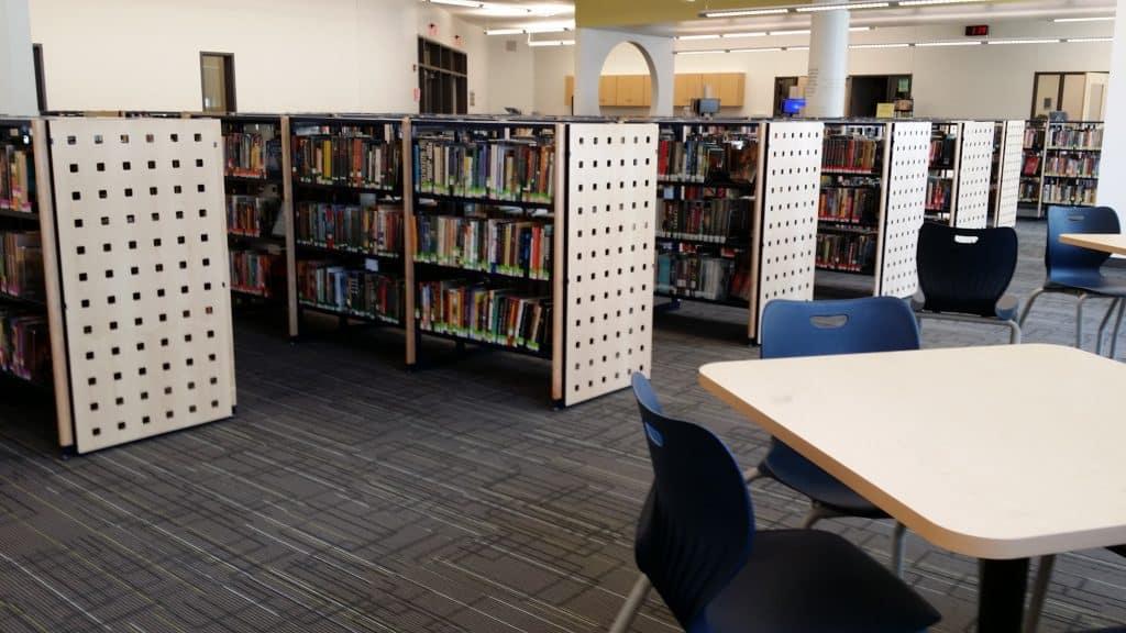 Mt. Lebanon High School Library