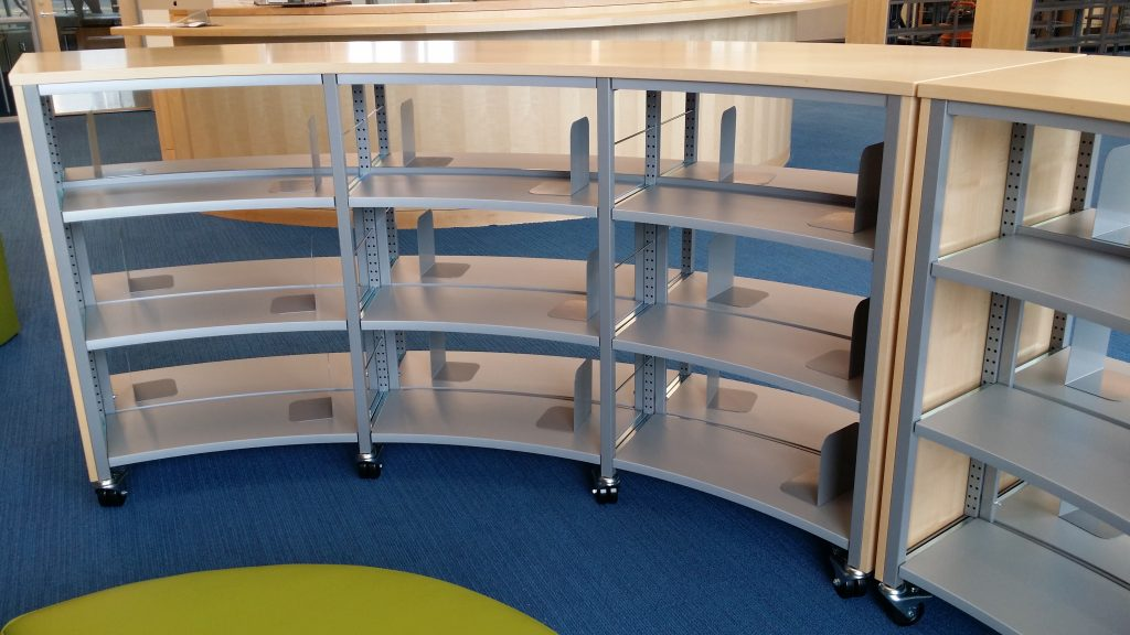modern library furniture. morgan school library modern furniture i