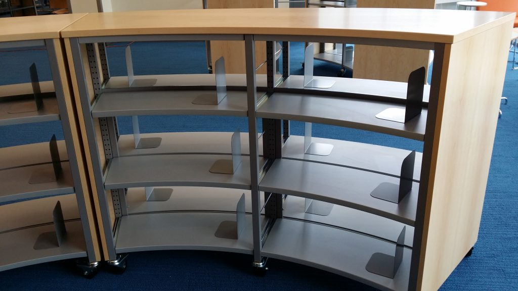 Bci steel shelving in connecticut archives bci - Great contemporary school furniture ...