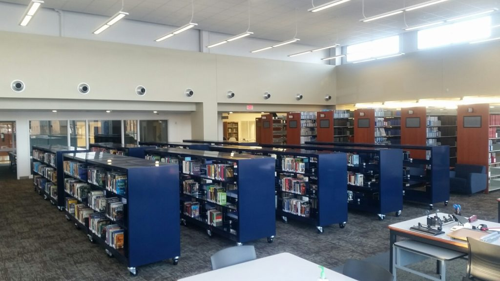 For More Information On How BCI Modern Library Furniture Can Enhance Your Project Please Contact Us Today