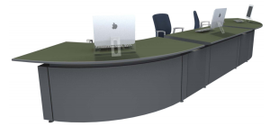 Cocertina Desks