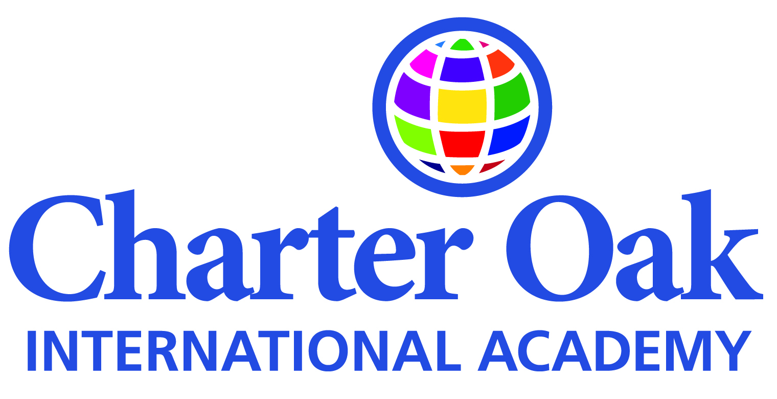 Charter Oak International Academy Logo