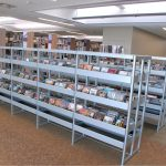 Media Storage Shelving
