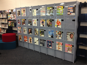 Image showing Odrup Magazine Display