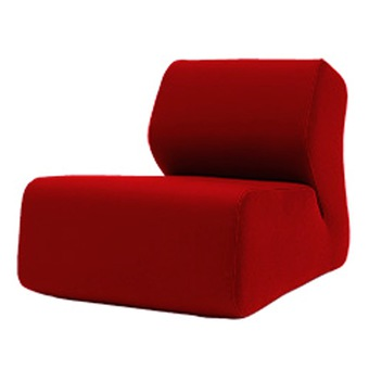 Hugo Chair Red
