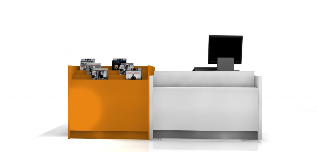inform desk system bci modern library furniture
