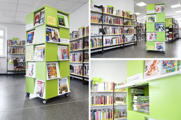 Labyrinth Book Tower