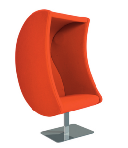 Luna Chair Orange