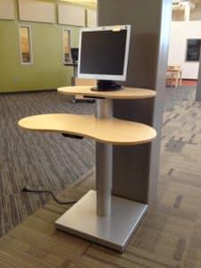 AxLibris Computer Station