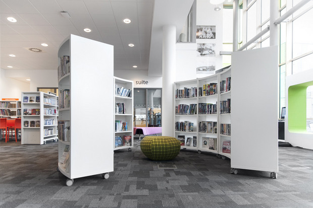 Bluebonnet Library Completes Second Phase Of Renovations