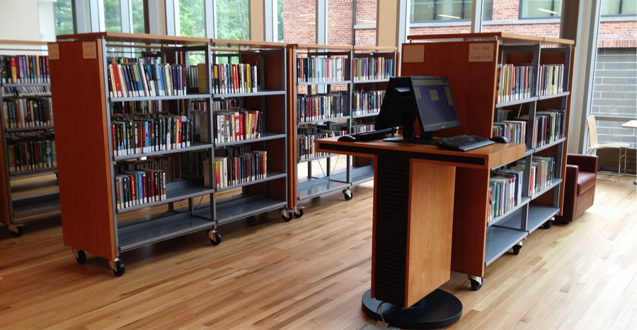 Modern Library Furniture Archives BCI