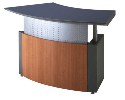 Concertina Desk System