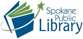 Spokane Public Library Logo