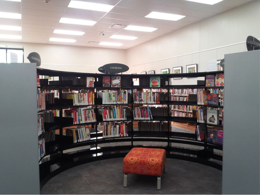 Tillsonburg Public Library In Ontario, Canada Uses BCI Modern Library  Furniture In Renovation Project