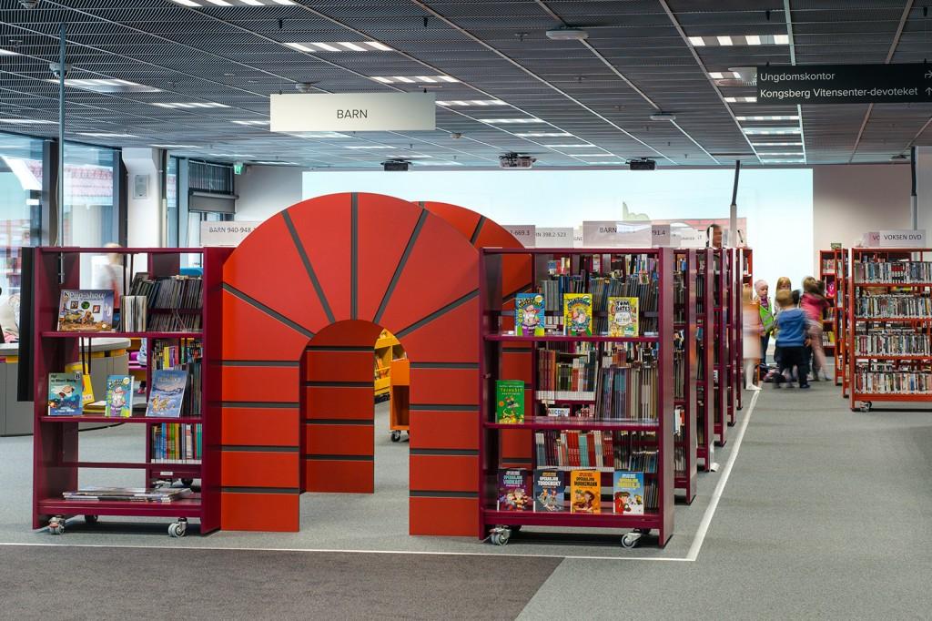 Kongsberg Public Library