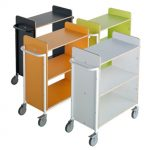 Plus Series Book Trolleys