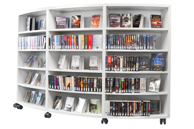 Ratio Inform Shelving
