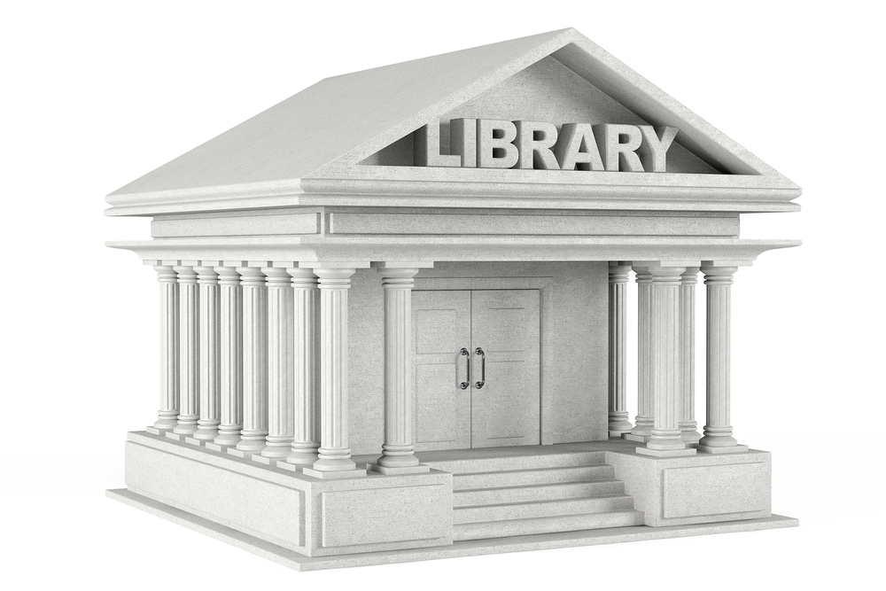 Library bldg