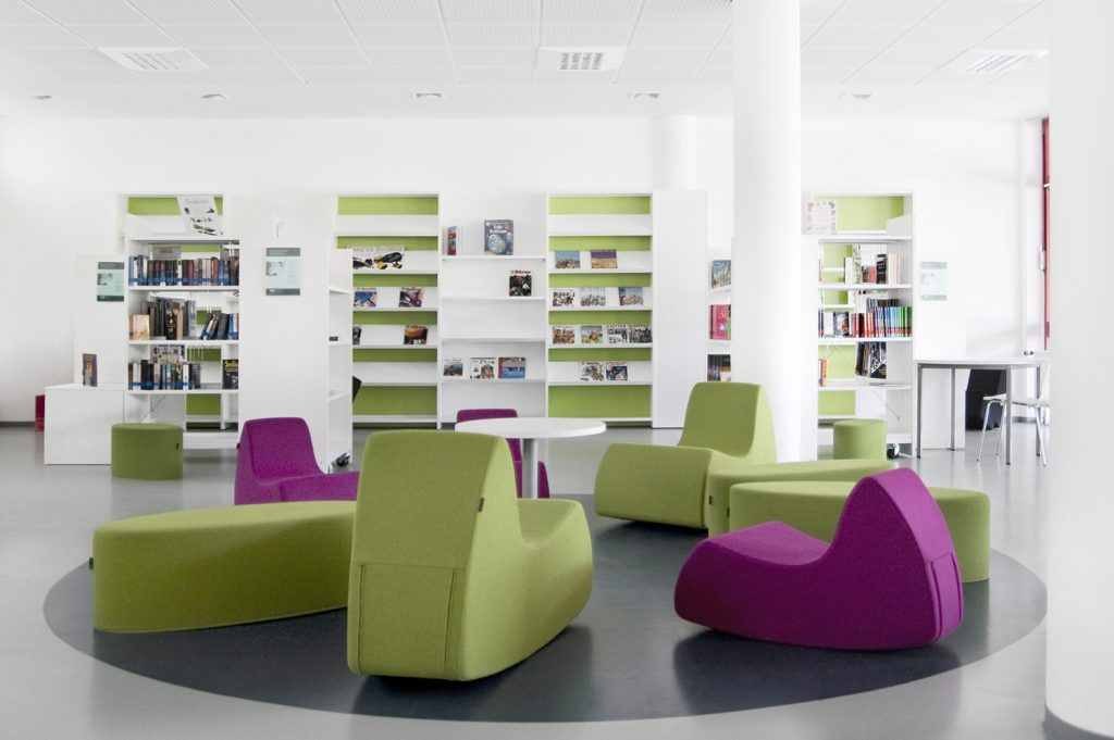 Modern School Library Furniture Archives Bci