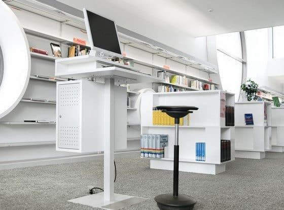 Flatline OPAC Working Stand