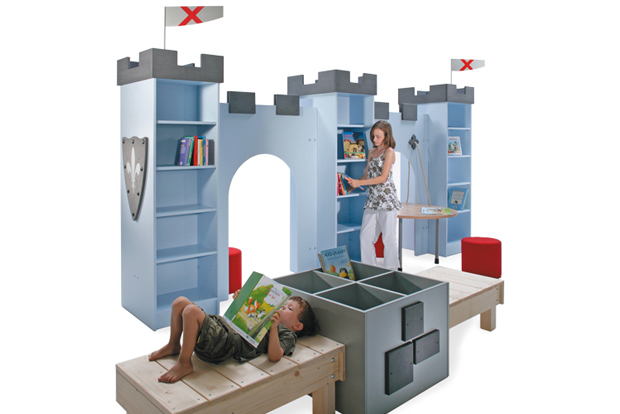 Knight's Castle Children's Furniture