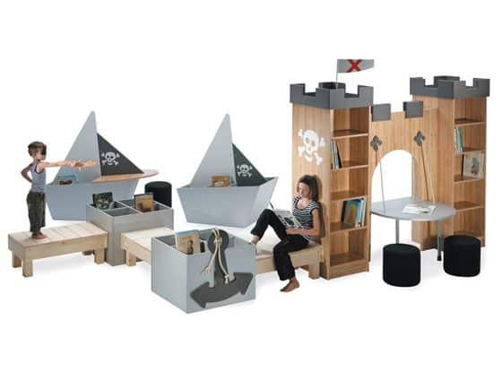 Pirates Children's Furniture