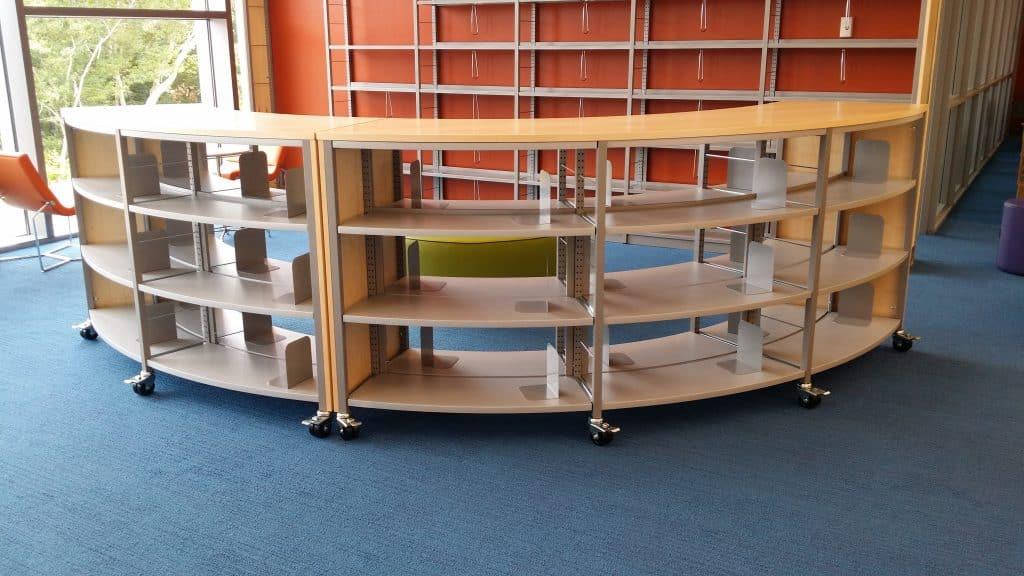 Morgan School Library