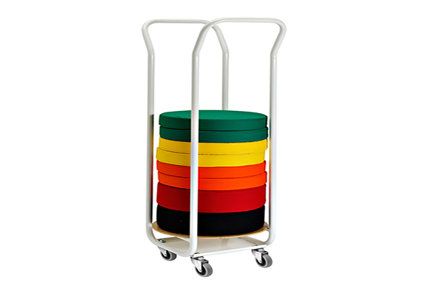 BCI Cushions and Trolley