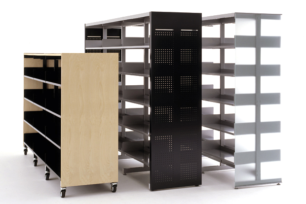 Modern And Mobile Library Shelving Systems Bci Libraries