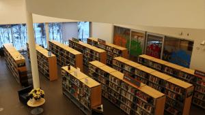 BCI Edmonton Library
