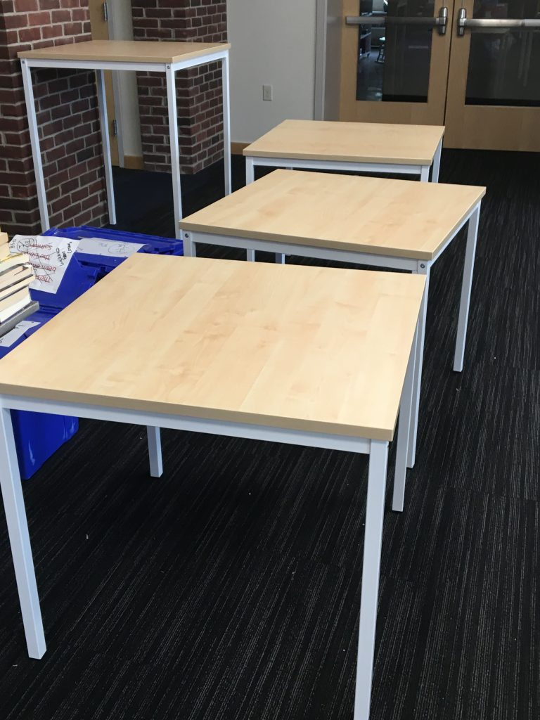 Study Tables