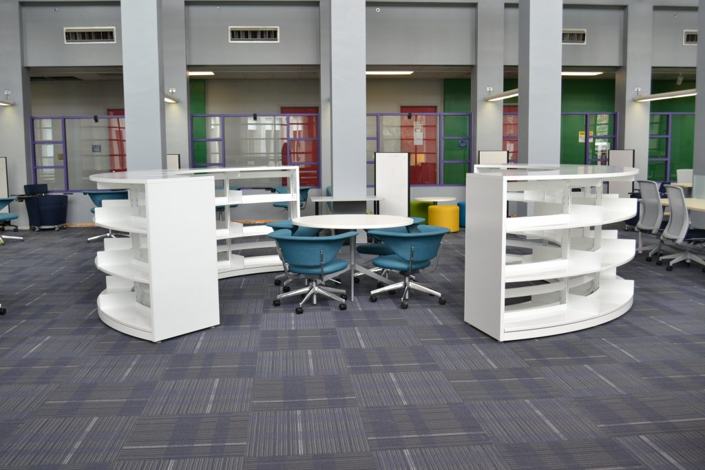 BCI - BCI Modern Library Furniture at Miami Dade College Again!