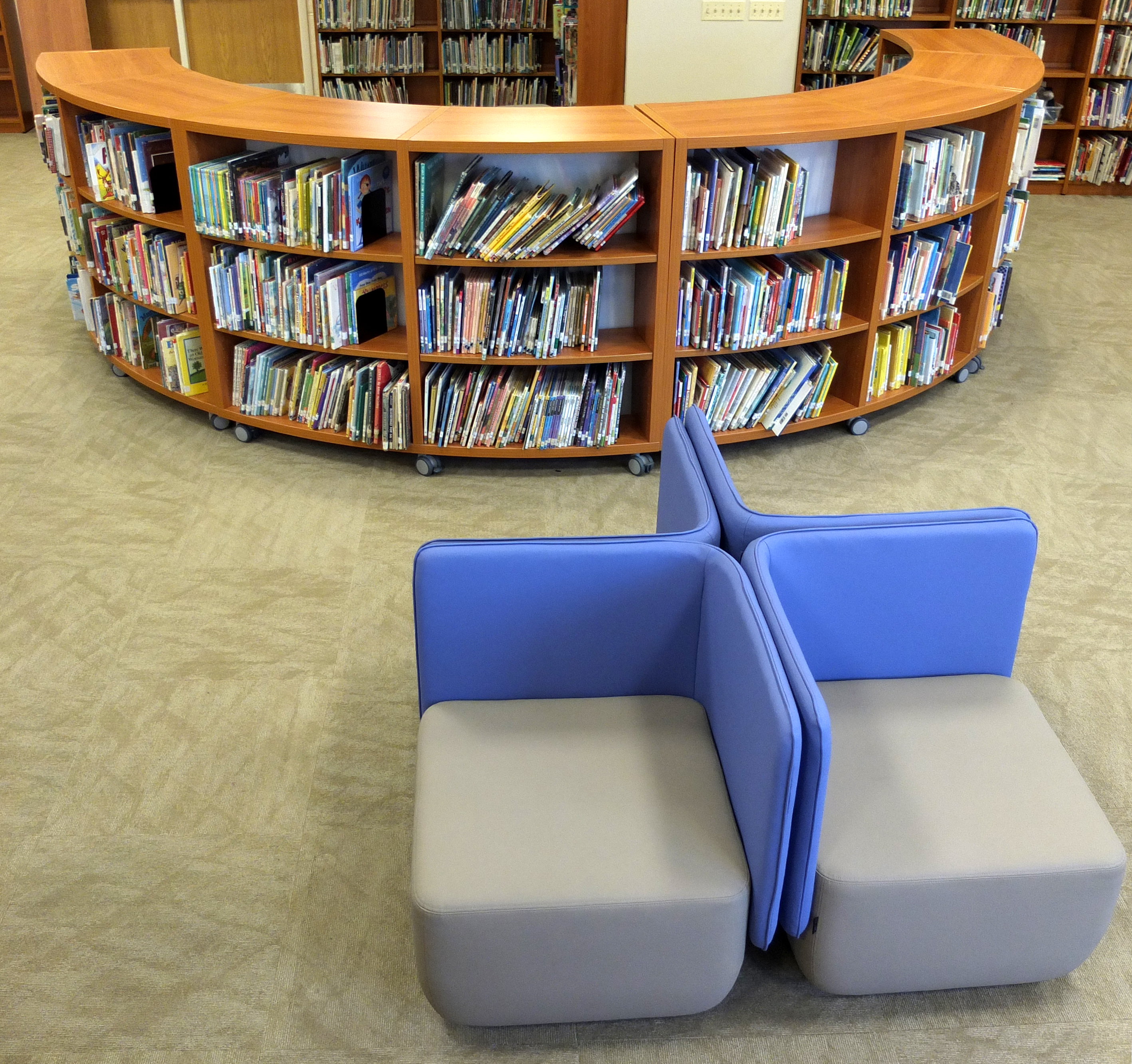Buying School Library Furniture On Purchasing Contract Archives Bci