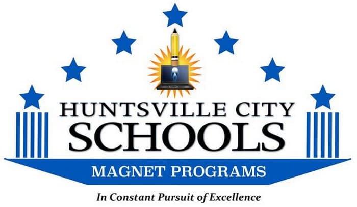 Huntsville City Schools Logo