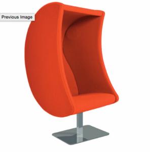 Luna Chair Orange
