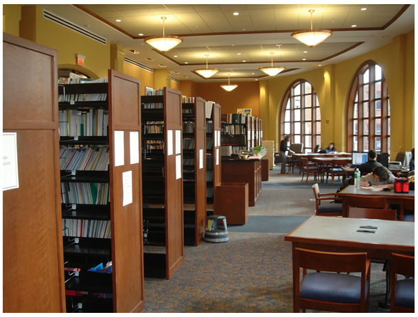 Montclair State Univ Library