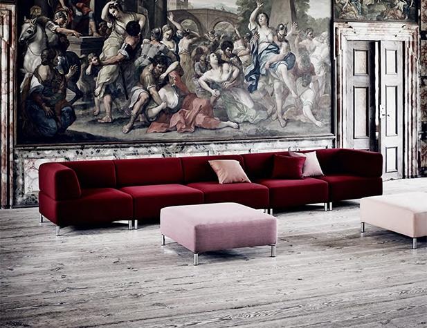 Softline Planet Modular Sofa