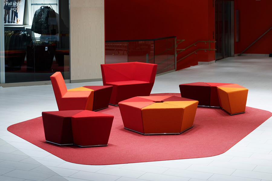 Area Modular Seating