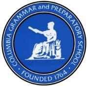 Columbia Grammer Prep School logo