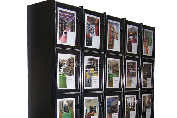 Ordrup Magazine Display Furniture