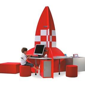Space Travel Children's Furniture