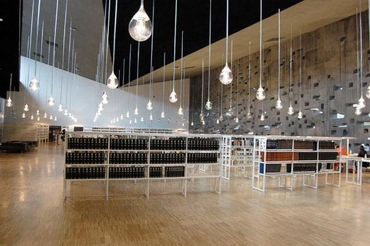 Tenerife Public Library interior