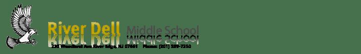River Dell MS Logo