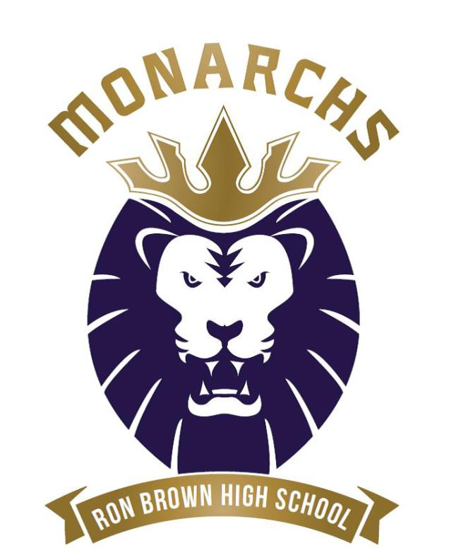 Ron Brown HS Logo